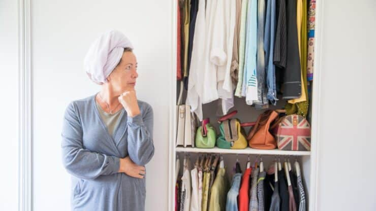 5 Things to Declutter from Your Wardrobe Today