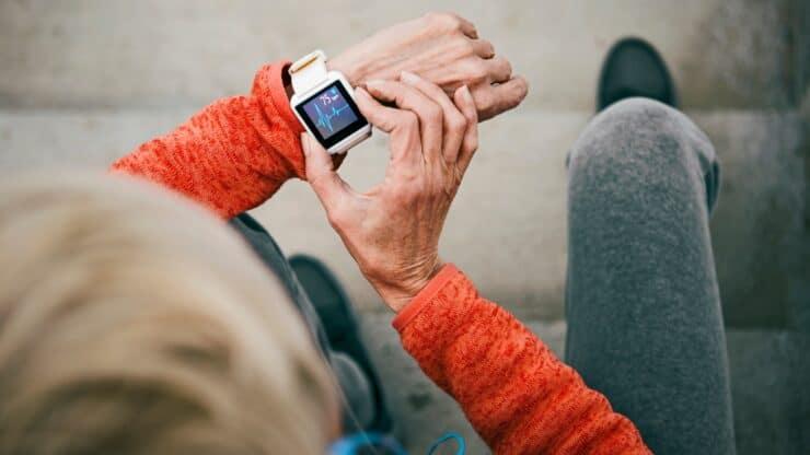 blood pressure watches women over 50