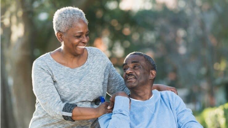 self-care when caregiving