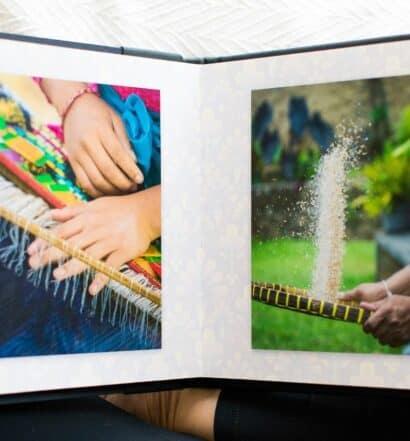 creating a memorable photo book