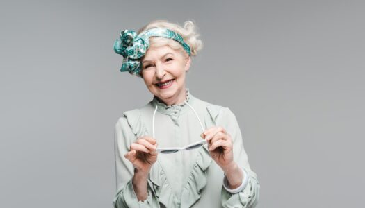 Fun Hair Options for Older Women During Covid (VIDEO)