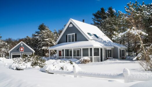 How to Get Your House and Yard Ready for Winter Season
