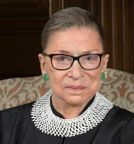 U.S. Supreme Court Justice Ruth Bader Ginsberg