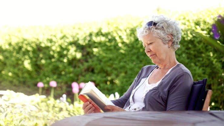 nonfiction books on aging