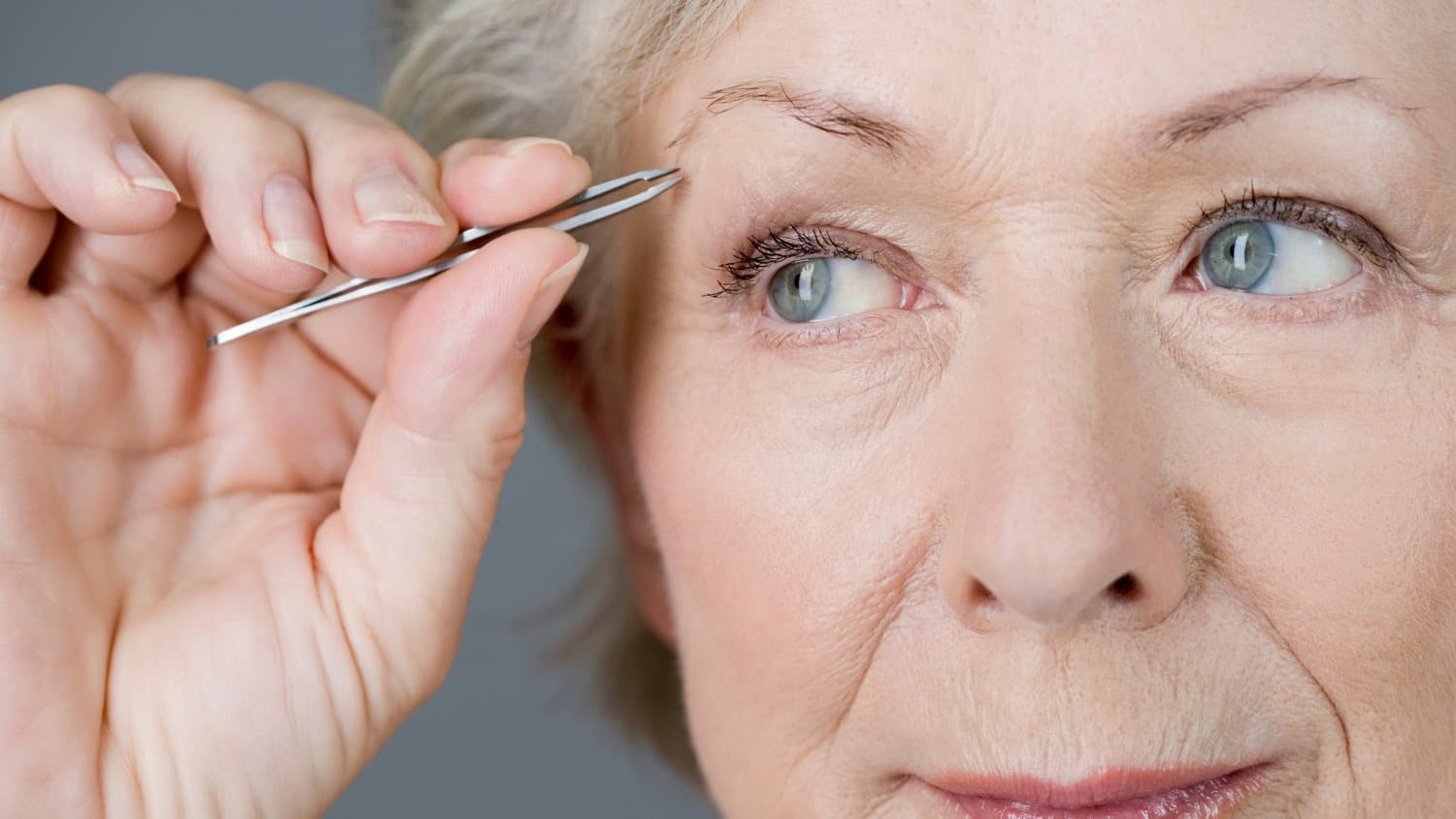 4 Top Eyebrow Tips for Older Women   Sixty and Me
