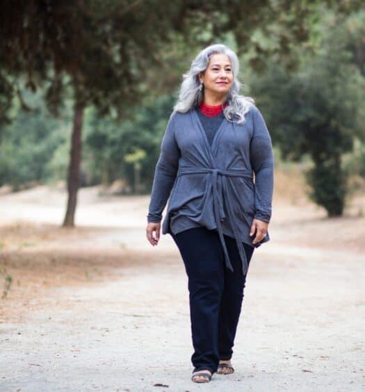 walking well posture matters
