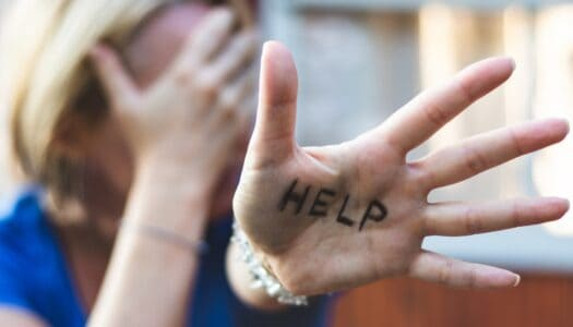 When Domestic Violence Hits Close to Home, Signal for Help!