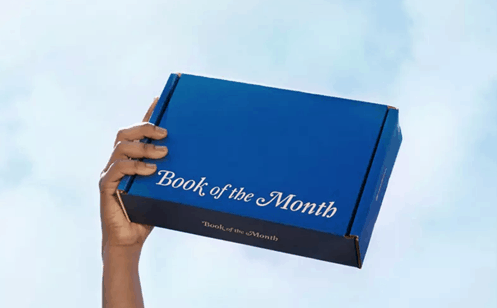 Subscription to Book of the Month