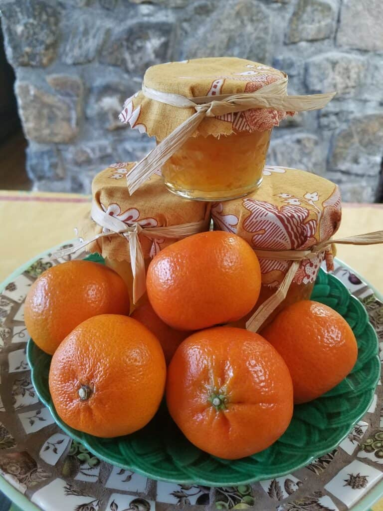 Clementine Ginger Marmalade with Cointreau