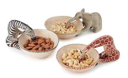 Safari Snack Bowls