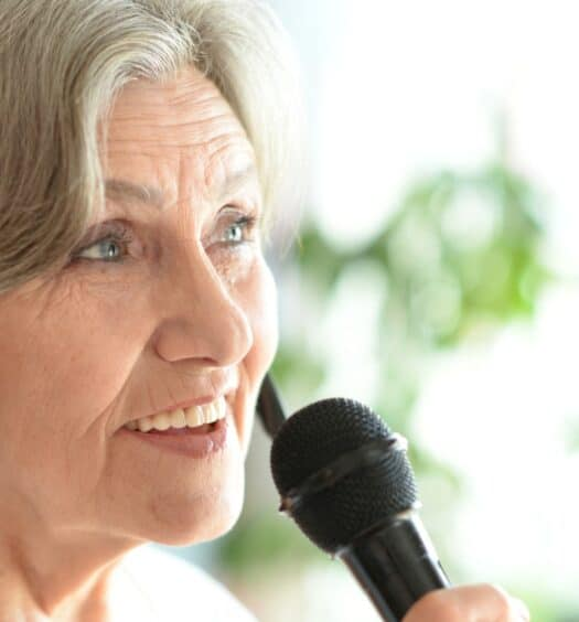 learning to sing can light up your life