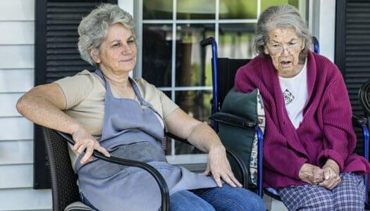 Caregiver Stress Statistics