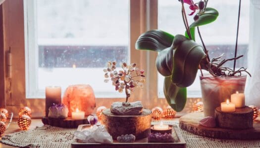 Create a Personal Altar for Inspiration and Self-Care
