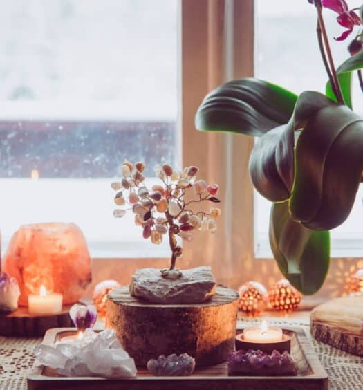 personal home altar vastu
