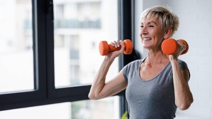 many benefits of exercise