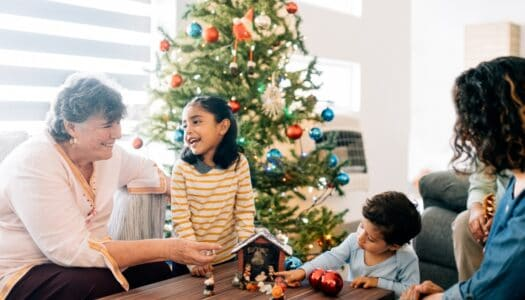 How Storytelling Can Bring Families Together During the Holidays