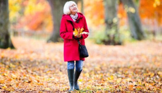 Walking Well: Look Ahead to Feel More Confident Walking