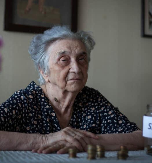 Senior Housing Social Security