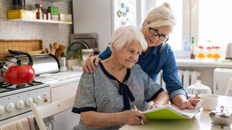 Communicating with Aging Parents
