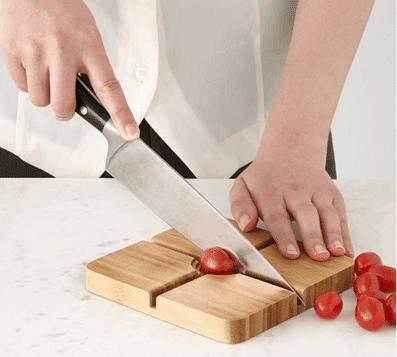 Veggie Gripper Cutting Board
