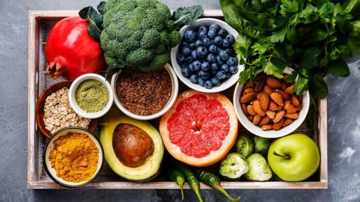 antioxidants for anxiety