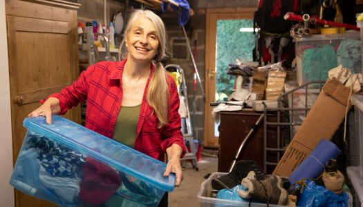 Start the New Year Off Right by Decluttering Your Home