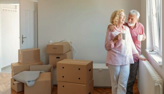 The One Exhausting Thing About Moving