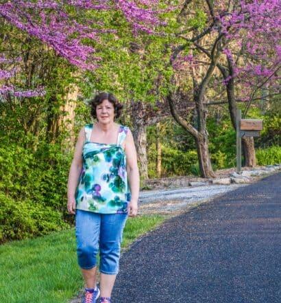 walking well arm swings