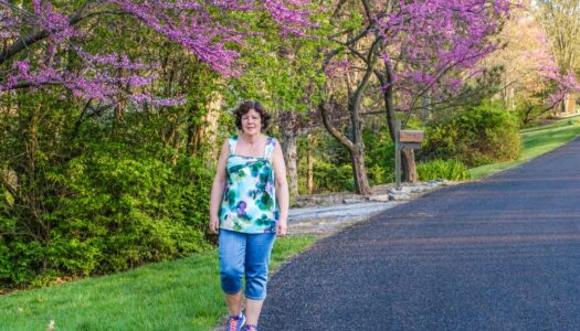 Want to Feel More Confident Walking? Start with Arm Swings (VIDEO)