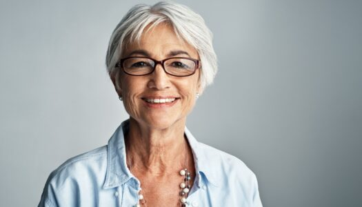 12 Best Eyeglass Frames for Women Over 50