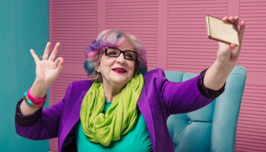 2021, The Year of the Older Woman: How to Find Your Sense of Self in Makeup and Style (VIDEO)
