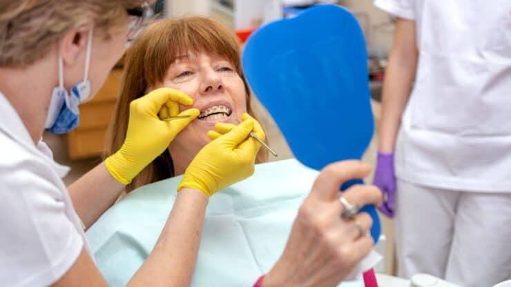 teeth care braces