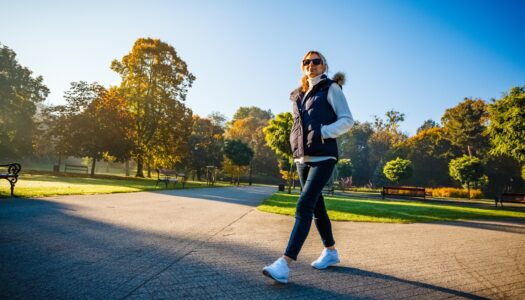 Take Big Strides to Feel Confident When You Walk
