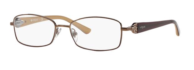 VOGUE Thin Rimmed Eyeglasses