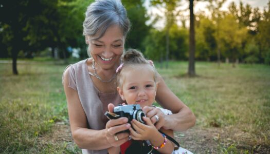 5 Super Helpful Tips for Photographing Your Grandkids