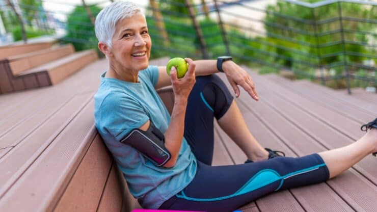 healthy aging and resilience
