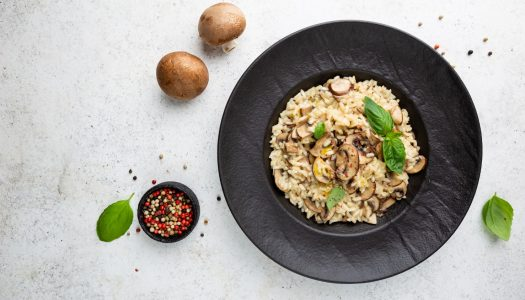 Is It Possible to Make a Quick, Easy Risotto? Totally! (RECIPES)