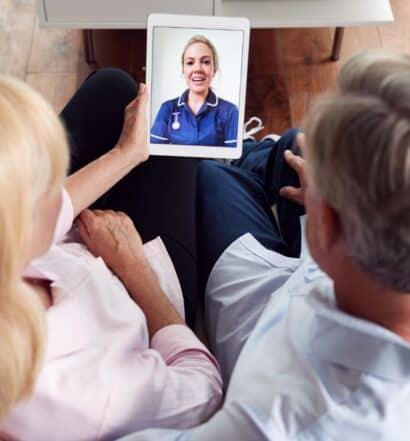 medicare telehealth services