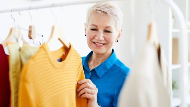 retirement wardrobe