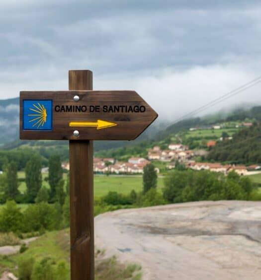 camino de santiago spiritual trip