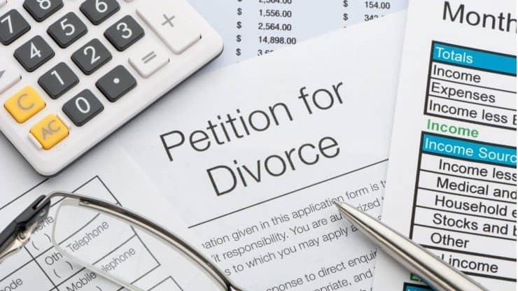 common divorce mistakes