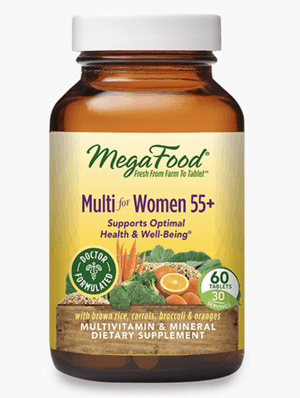 MegaFood Multivitamin for Women Over 55
