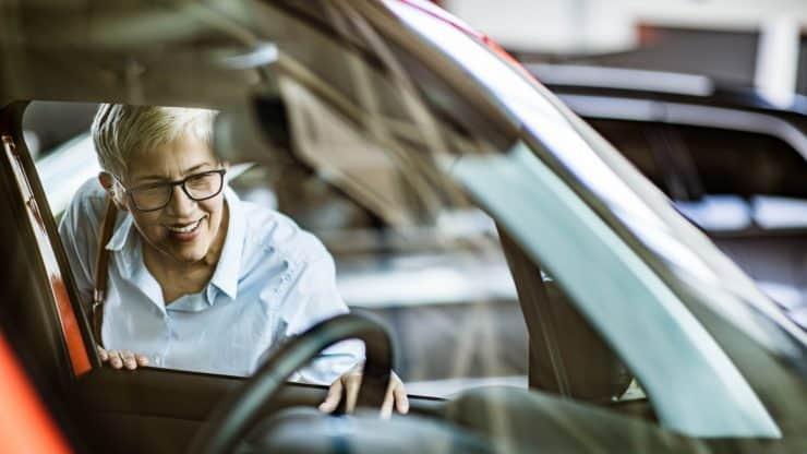 buying used car