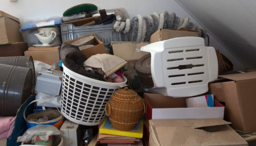 Decluttering the Room of Doom? How to Tackle Your Attic/Loft