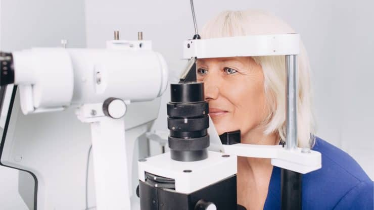 glaucoma screenings and medicare