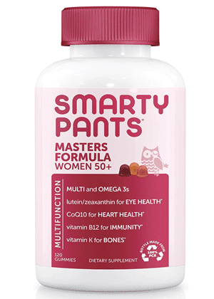 SmartyPants Masters Complete Women 50+ Gummy