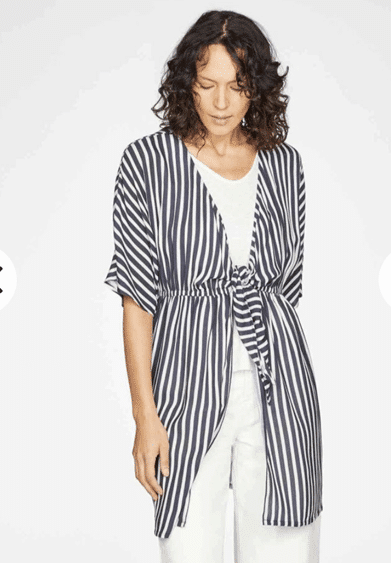 Juana Bamboo Thrown On Cover Up at Thought