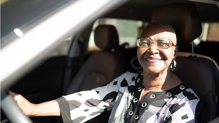 car insurance older driver