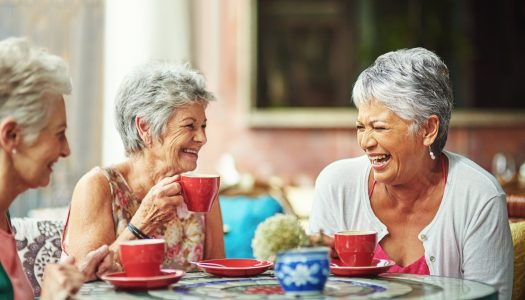 How We Develop Female Friendships Through Life
