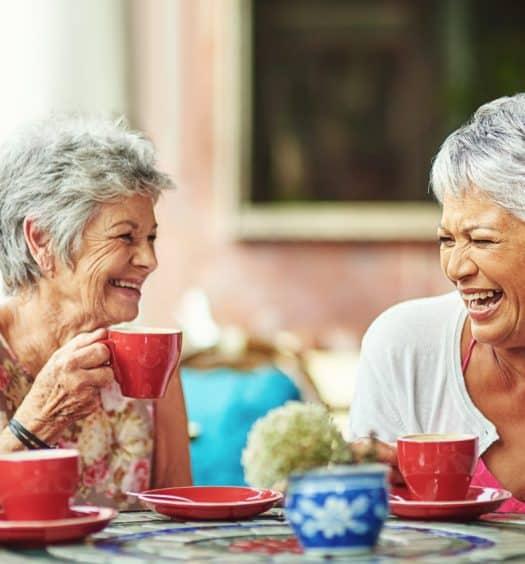 developing female friendships